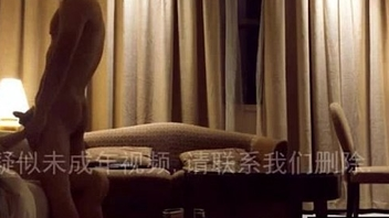 Fucking Chinese amateur slut in hotel