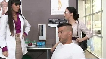 Superb Horny Patient (mercedes carrera) Get Sex Treat From Doctor video-22