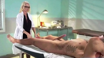 Superb Horny Patient (madison scott) Get Sex Treat From Doctor video-21