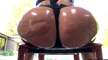 Anal Sex Tape With Big Wet Oiled Fundament Horn-mad Girl (alena croft) clip-05