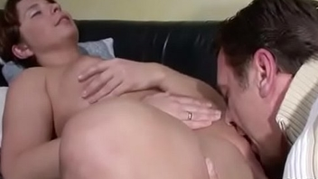 German MILF Caught Masturbate and Seduce to Fuck