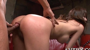 Sizzling sexy blowjob from sexy asian
