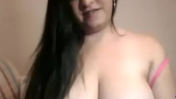 Sexy mature chinese girl showing her huge tits - gspotcam.com