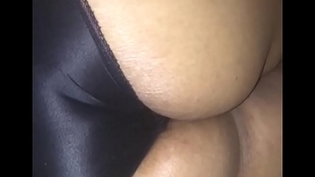 Spying on Mexican big booty mom sleep