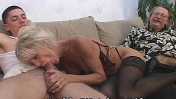 Of age Swinger Shared With Young Cock