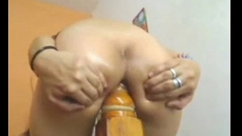 Teen hostel girl masturbation with maladroit dildo - Indian Porn Videos